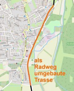 Karte Wewer