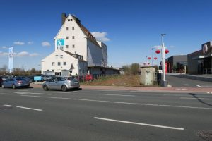 Paderborn BÜ Frankfurter Weg