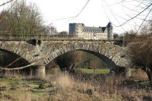 Wewelsburg, Almebrücke