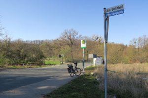 Wewelsburg Bahnübergang
