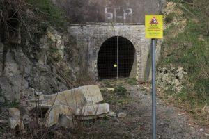 Wewelsburg Westporrtal Tunnel