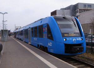 Alstom iLint Buxtehude