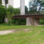 Almebrücke zwischen Ahden und Brenken